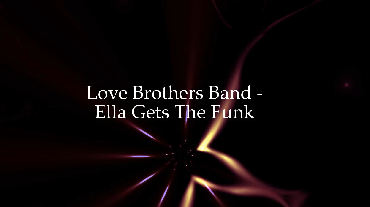 """""""Ella Gets The Funk"""""""